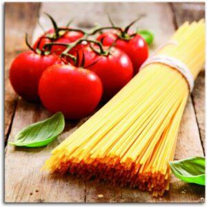 Pannello Pasta e Pomodori